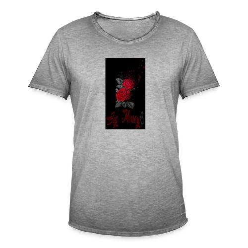 rose - BIG MONEY$ - Camiseta vintage hombre