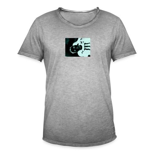 Mikkel sejerup Hansen T-shirt - Herre vintage T-shirt