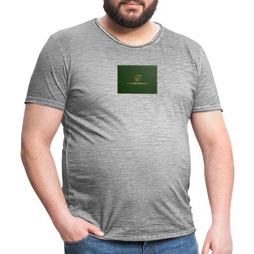 NM Clothing & Merchandise - Herre vintage T-shirt