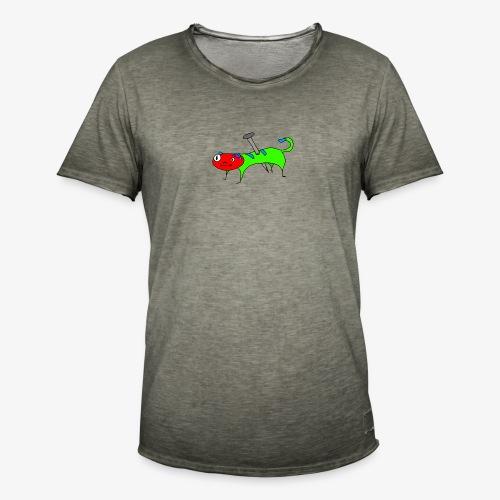 Kaatt - Vintage-T-shirt herr