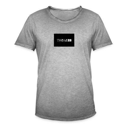 Logo tre&l28 - T-shirt vintage Homme