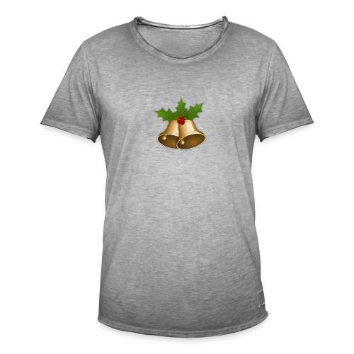 kerstttt - Mannen Vintage T-shirt