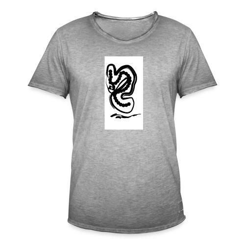 Projekt - Männer Vintage T-Shirt