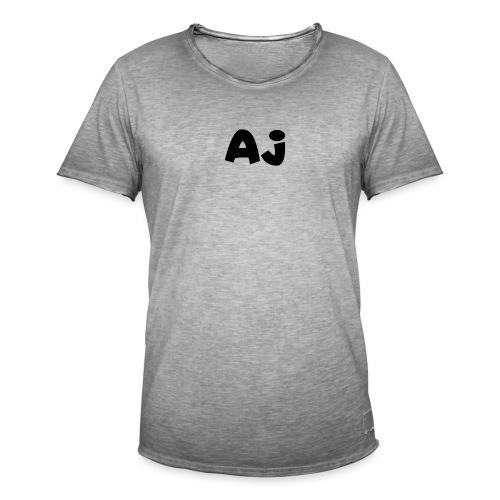 Alleen Juultje shirt - Mannen Vintage T-shirt