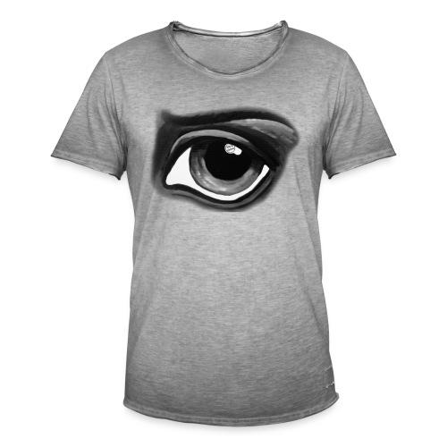EyeShadowLoggo png - Men's Vintage T-Shirt