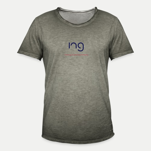 ing Original's - Men's Vintage T-Shirt