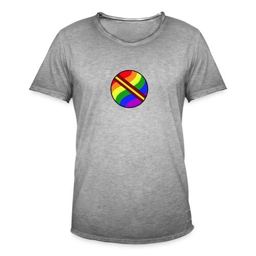 pelota lgtb-españa - Camiseta vintage hombre