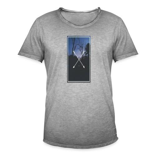 Bosque Flexhas - Camiseta vintage hombre