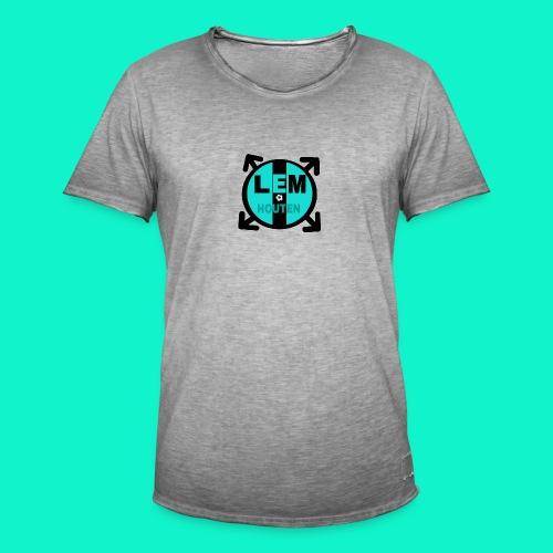 LEM SPORT CLUB - Mannen Vintage T-shirt