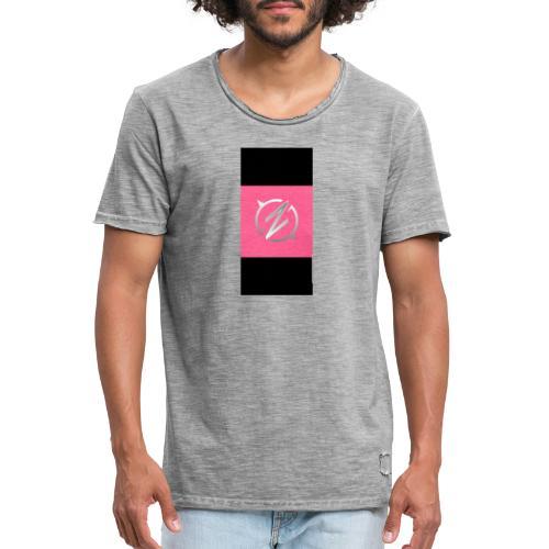ZonicZ clan design - Männer Vintage T-Shirt