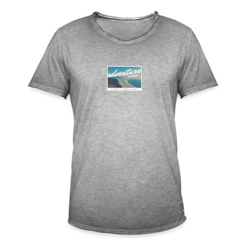 Reisen - Männer Vintage T-Shirt