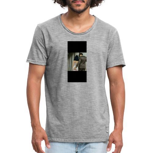 Erotic - Camiseta vintage hombre