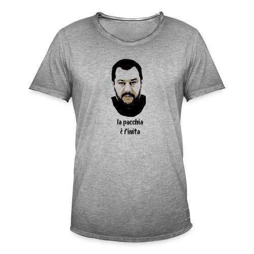 Salvini - Maglietta vintage da uomo