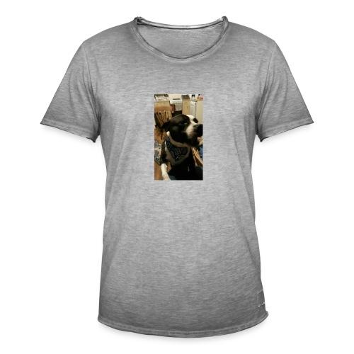 tresureothers love dogs - Men's Vintage T-Shirt