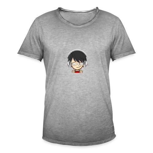 Gaming. - Camiseta vintage hombre