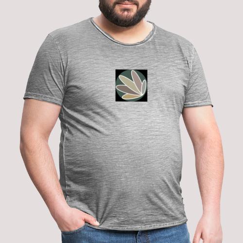 Logo Informel Zéro Déchet - T-shirt vintage Homme