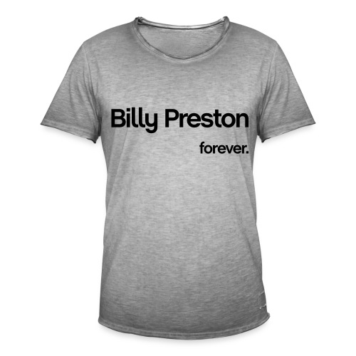 billypreston - Männer Vintage T-Shirt