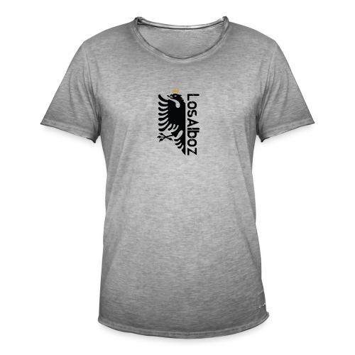 LosAlboz - Männer Vintage T-Shirt