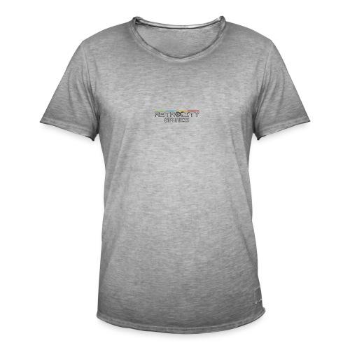 tasse officielle - T-shirt vintage Homme