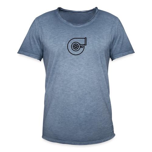 Turb0 - Men's Vintage T-Shirt