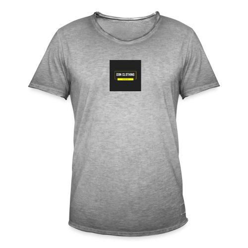 Don kläder - Vintage-T-shirt herr