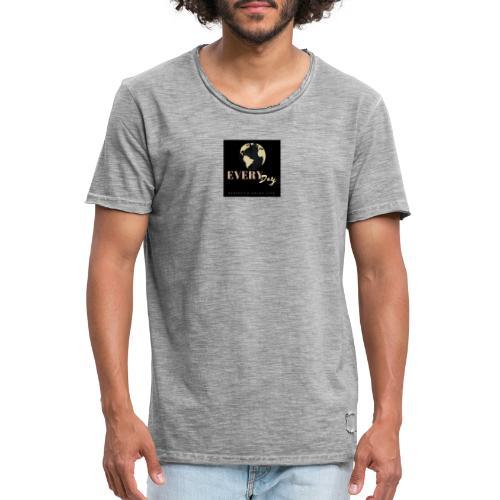 EveryDay - T-shirt vintage Homme