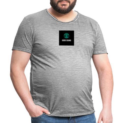 GOOD SOUND - T-shirt vintage Homme