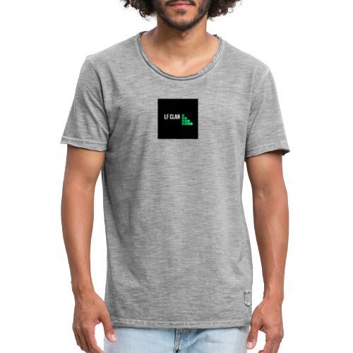LF CLAN - Vintage-T-shirt herr
