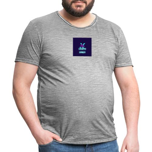 legend gamer - Herre vintage T-shirt