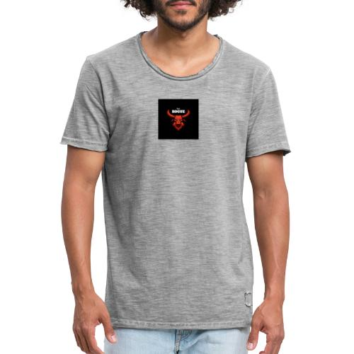 red Rogue - Herre vintage T-shirt