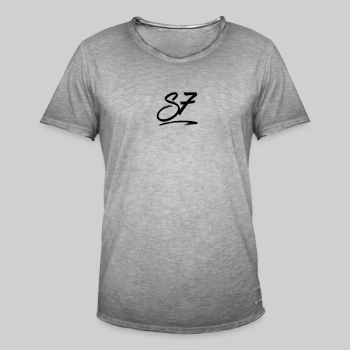 SLICK 7 - Men's Vintage T-Shirt