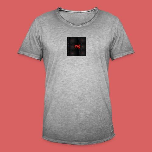 ctg - Men's Vintage T-Shirt