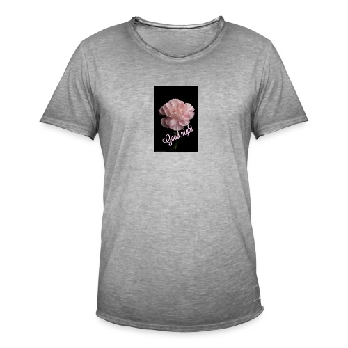 nelke - Männer Vintage T-Shirt