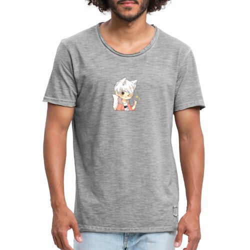 NRTV - Männer Vintage T-Shirt