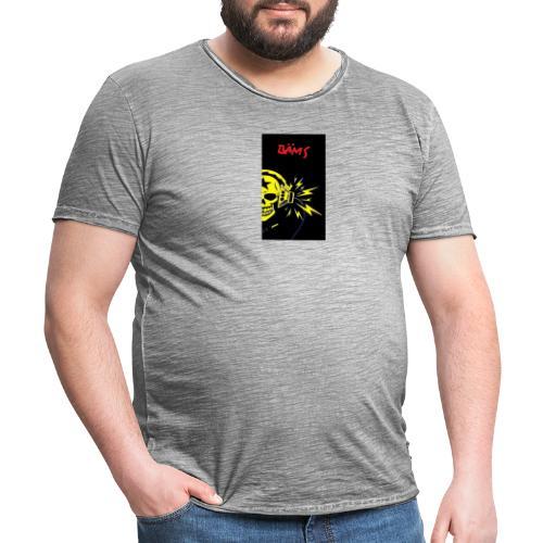 baems - Männer Vintage T-Shirt