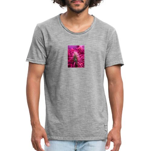 weed - Männer Vintage T-Shirt