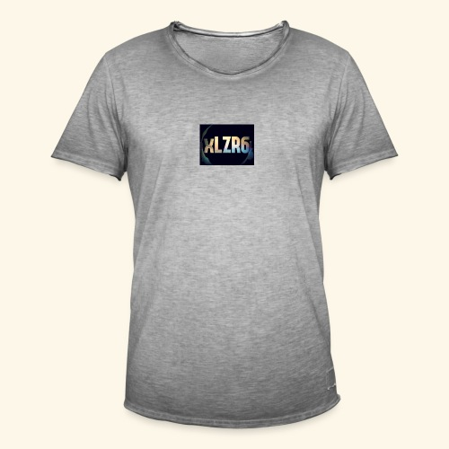 received 2208444939380638 - T-shirt vintage Homme