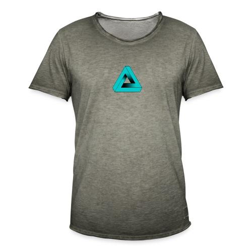 Impossible Triangle - Men's Vintage T-Shirt