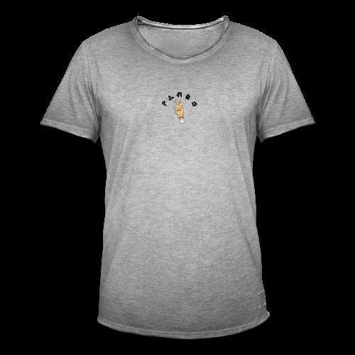 LogoPEABS - T-shirt vintage Homme