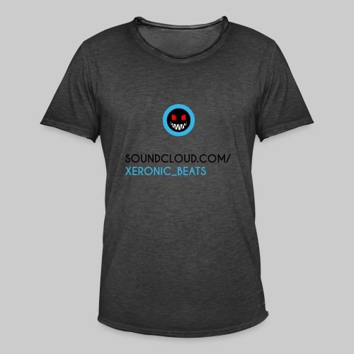 XERONIC LOGO - Men's Vintage T-Shirt