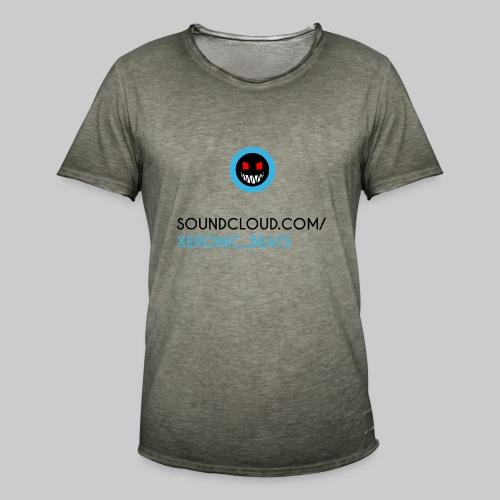 XERONIC LOGO - Men's Vintage T-Shirt