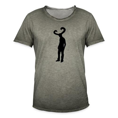 KC - Mannen Vintage T-shirt