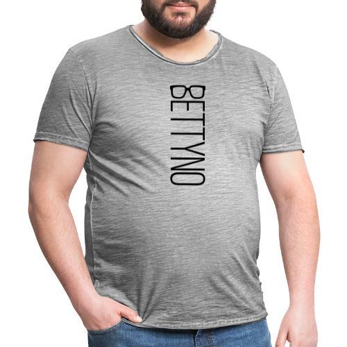 BettyNo - Maglietta vintage da uomo