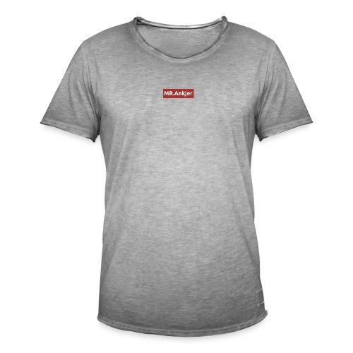 MR.Ankjer - Herre vintage T-shirt