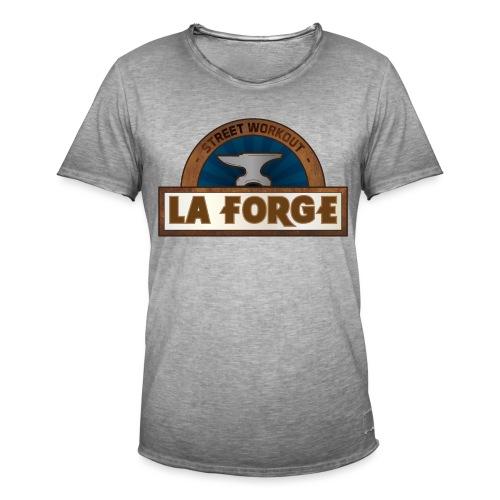 La Forge - T-shirt vintage Homme
