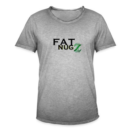 FATNUGS Zhadow collection - Men's Vintage T-Shirt