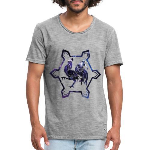 fier d'être carolo - T-shirt vintage Homme