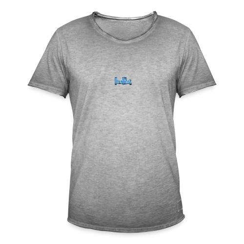THE ICE SHIRT - Herre vintage T-shirt