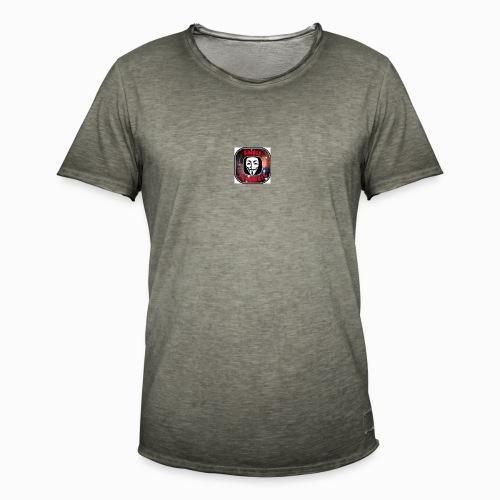 Always TeamWork - Mannen Vintage T-shirt