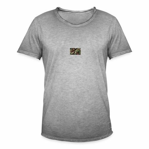 camu - Camiseta vintage hombre